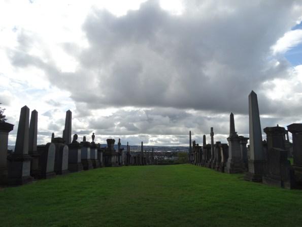 Glasgow Necropolis – Glasgow, Scotland.