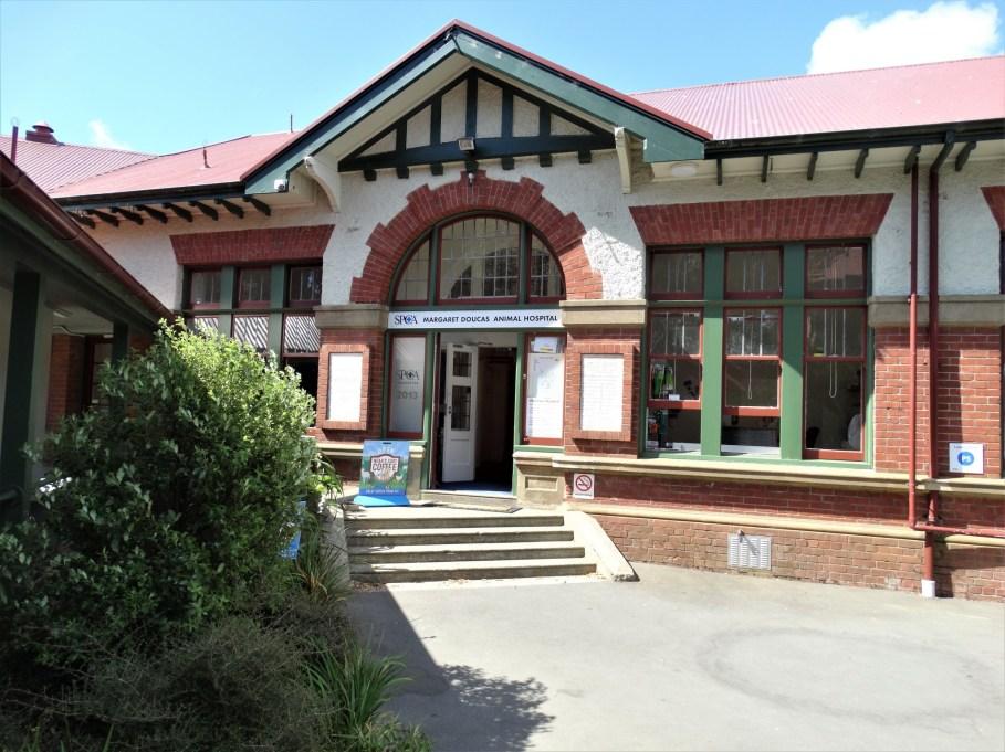 Wellington Fever Hospital