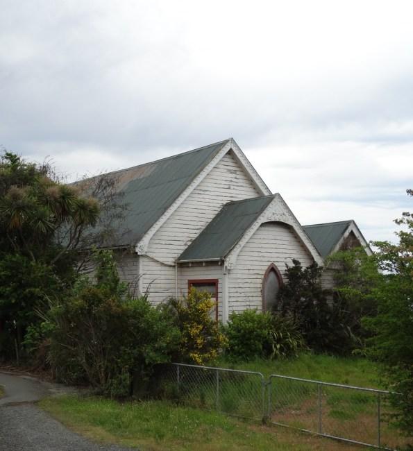 Abandoned Church, Dunedin