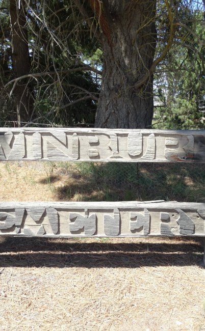 Swinburn Cemetery – Central Otago