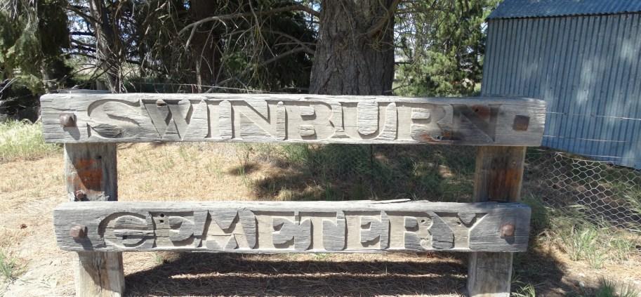 Swinburn Cemetery – Central Otago