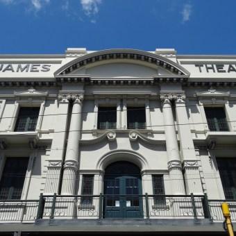 St James Theatre, Wellington