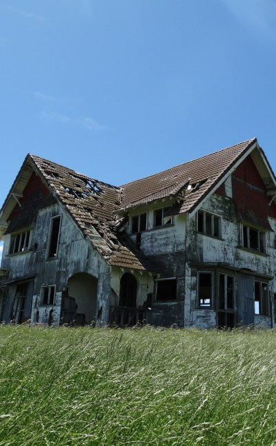Ahiaruhe Abandoned House – Carterton