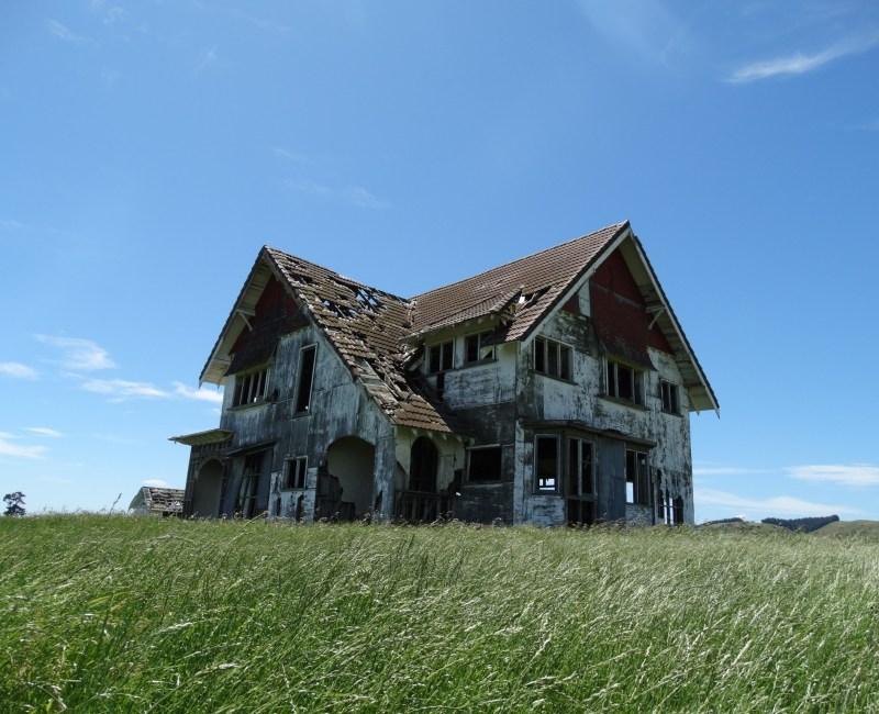 Ahiaruhe Abandoned House – Carterton