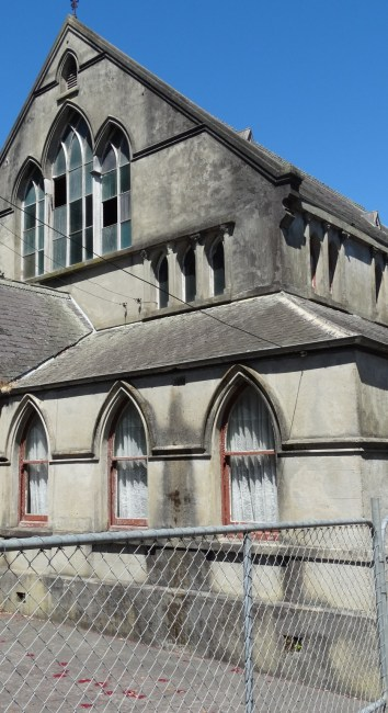 St James Church & St James Hall – Mt Eden, Auckland