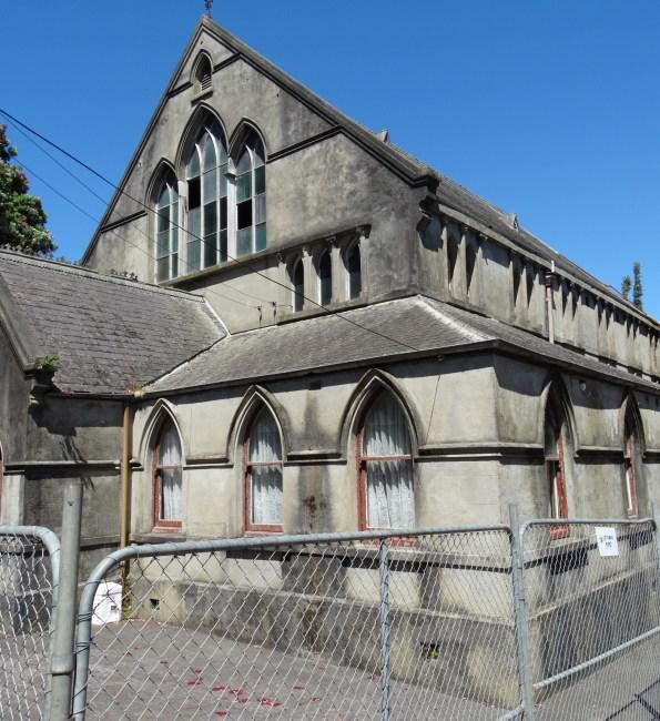 St James Church & St James Hall – Mt Eden, Auckland