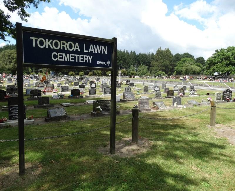 Tokoroa Cemetery – Tokoroa