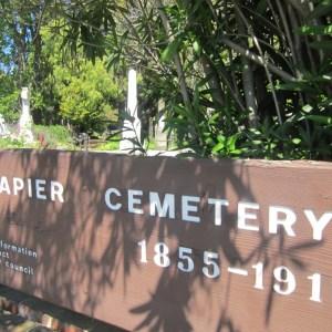 Old Napier Cemetery 01
