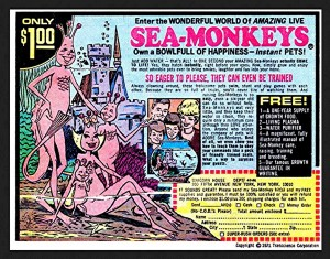 Sea-monkeys advert 2