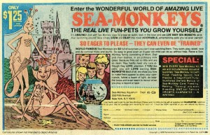 Sea-monkeys advert 4
