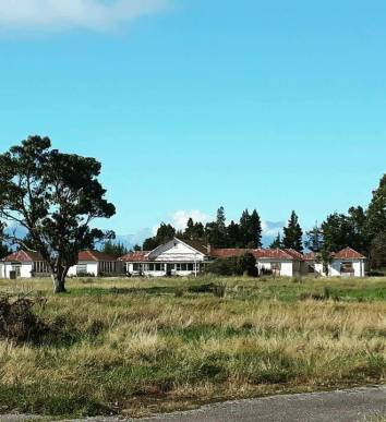 Seaview Psychiatric Hospital – Hokitika
