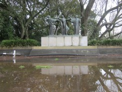 The Three Witches, Auckland Domain 02