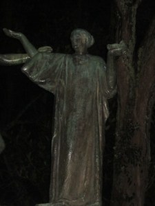 The Three Witches, Auckland Domain 18