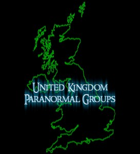 UK Paranormal Groups