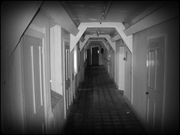 Ghost Hunters in the Dark