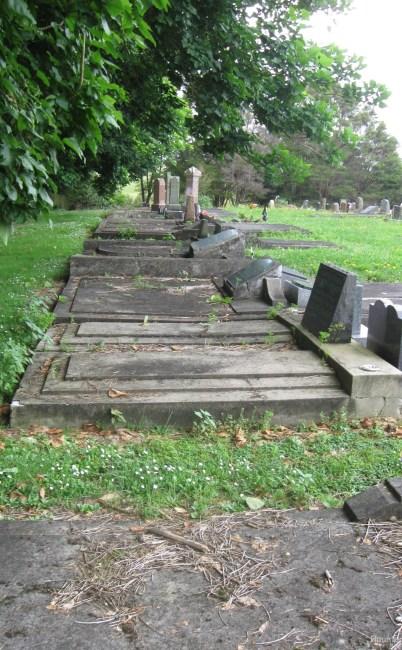 Miranda Cemetery – Miranda Road, Mangatawhiri.