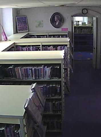 Ghost Cam: Willard Library, Evansville Indiana