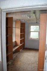 Cloakroom, upstairs in Admin Building