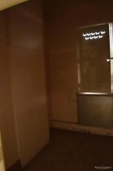 Maximum security cell
