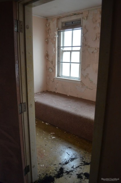 Maximum Security interior, upstairs cell