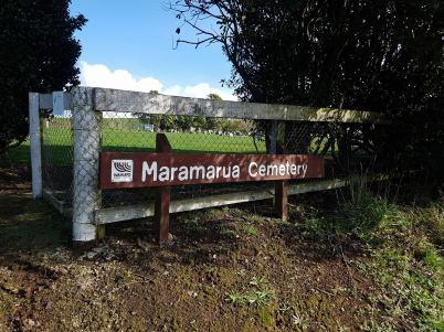 Maramarua Cemetery – Waikato