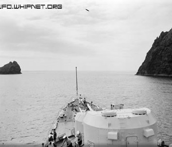 43 Year Old New Zealand Navy Photo Shows UFO