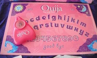 Pink Ouija Board