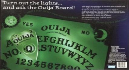 Glow-in-the-dark Ouija Board