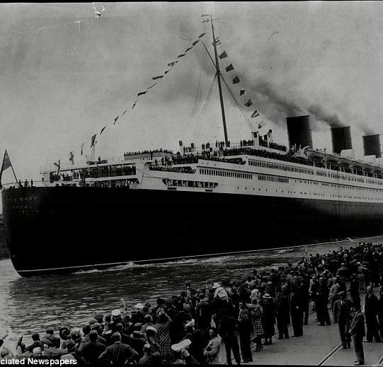 The Queen Mary – California , USA