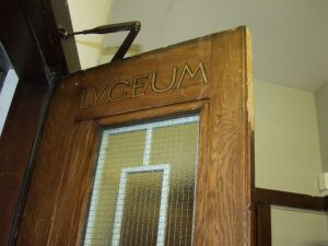 The Lyceum Room