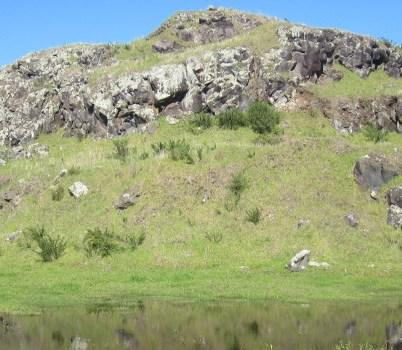 Otuataua Stonefields Historic Reserve, Ihumātao