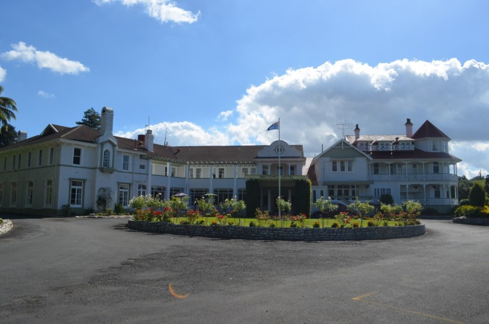 The Waitomo Caves Hotel