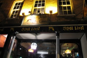 The Irish Lion – Bloomington, Indiana