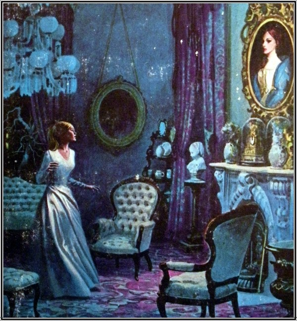 Vintage Gothic Romance Books