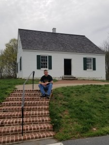 Antietam Battlefield; Bloody Lane; haunted battlefield; paranormal; historic travel