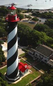 lighthouse st. augustine paranormal haunted