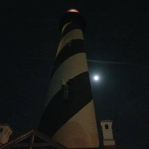 St. Augustine Lighthouse haunted paranormal historic