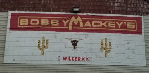 Haunted Bobby Mackay's