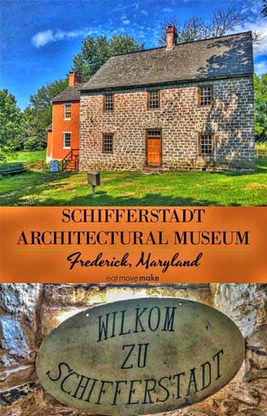 German Colonial House : german, colonial, house, Schifferstadt, Museum, Haunted, Houses