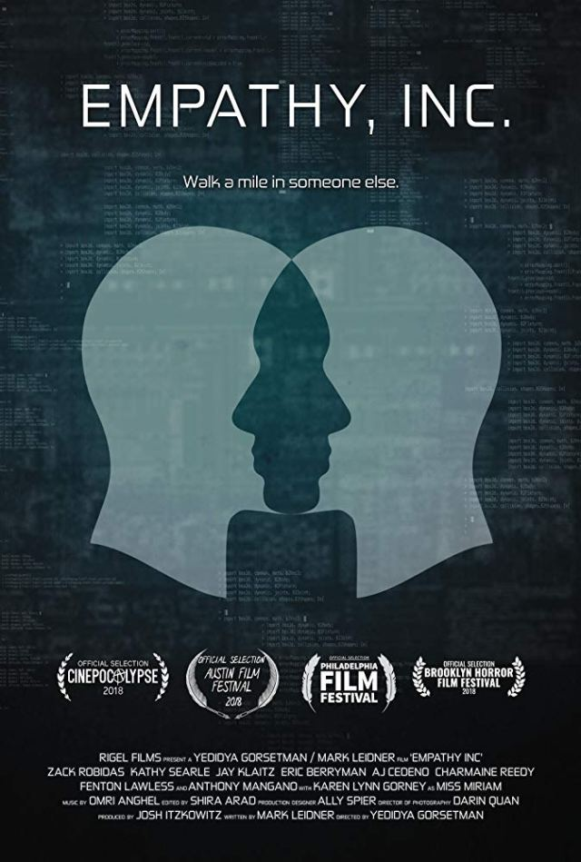 Empathy Inc. movie poster