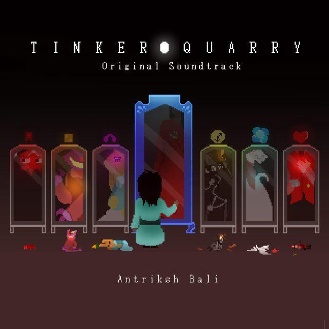 Album cover for Tinker Quarry