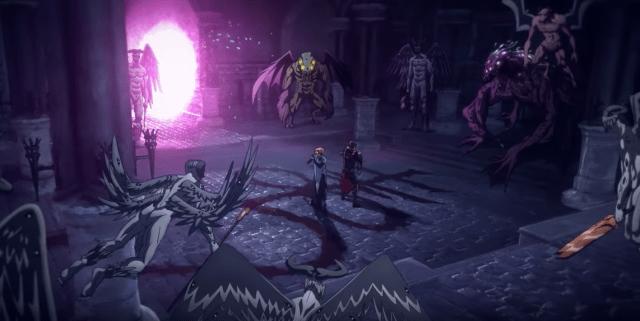 Castlevania S3 Episode 10