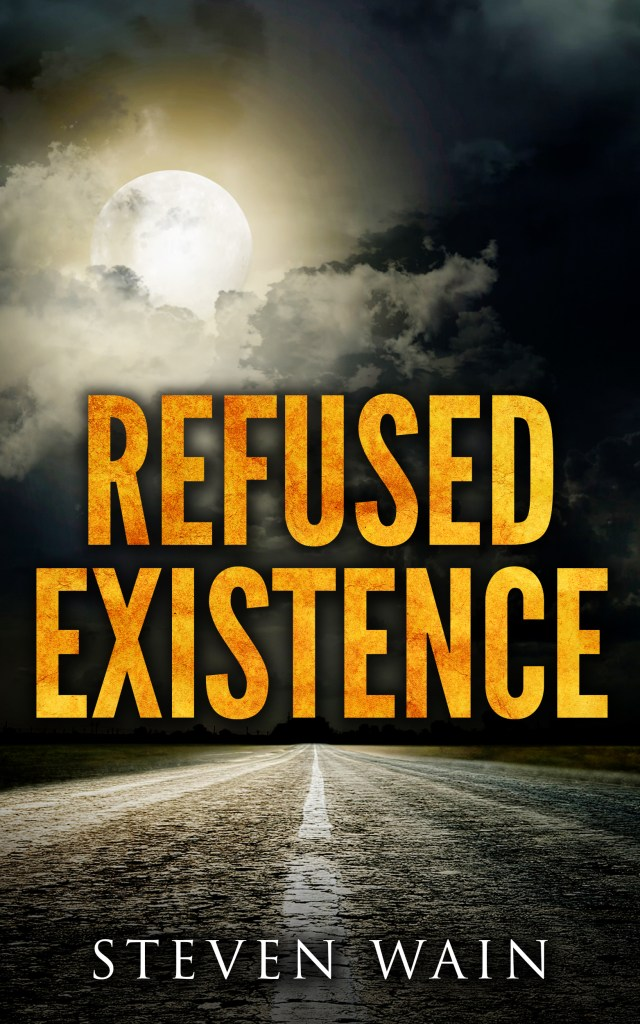 Refused Existence book cover.