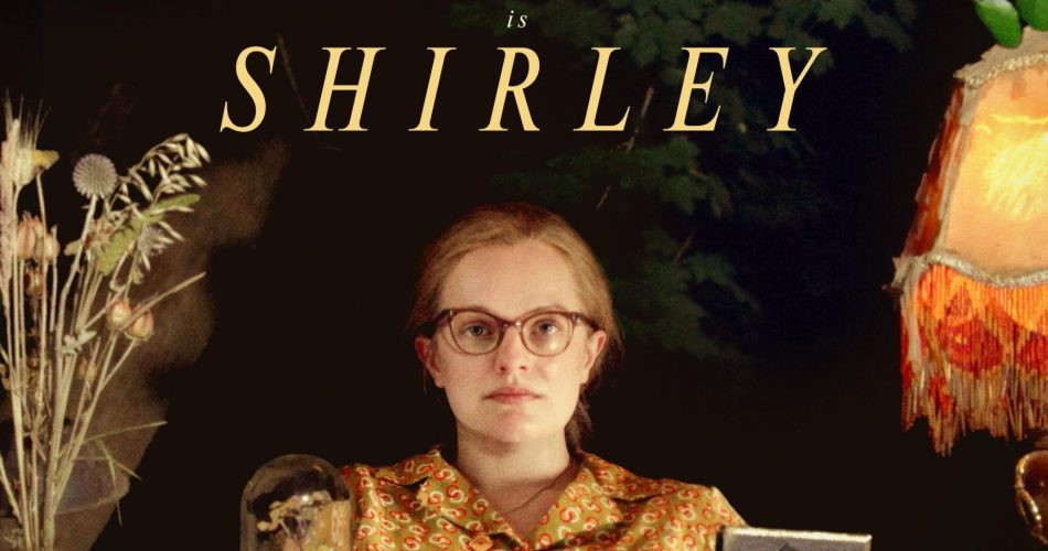 The poster for Shirley (2020).