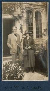 Yeats and Georgie