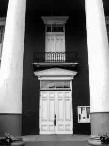 Courthouse Jefferson County Haunted Photography