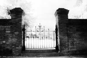 Historic Christ Church Graveyard, Cambridge Maryland Haunted Photography