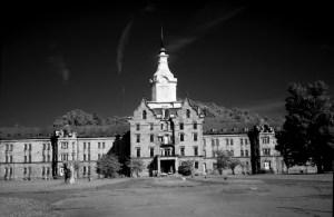 Trans-Allegheny Lunatic Asylum haunted photography