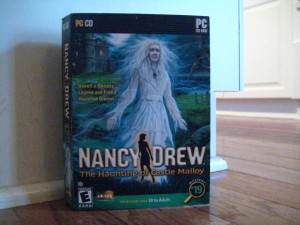 Nancy Drew Game