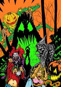 Halloween Artist